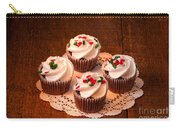Colorful Cupcakes Carry-all Pouch