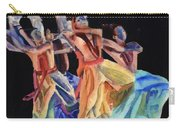 Colorful Dancers Carry-all Pouch