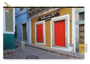 Colorful Doors Guanajuato Mexico Carry-all Pouch