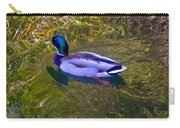 Colorful Duck Carry-all Pouch