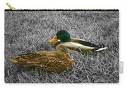 Colorful Ducks Carry-all Pouch