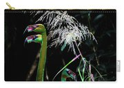 Colorful Flamingos Carry-all Pouch