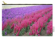 Colorful Flower Fields Carry-all Pouch