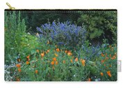 Colorful Flowers Along The Trail Carry-all Pouch
