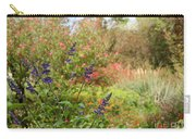 Colorful Garden In Spring Carry-all Pouch
