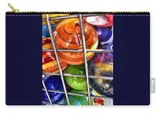 Colorful Glass Balls Carry-all Pouch