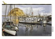 Colorful Harbor II Impasto Carry-all Pouch