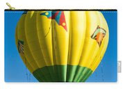 Colorful Hot Air Balloon Over Vermont Carry-all Pouch