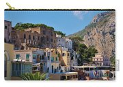 Colorful Houses In Capri Carry-all Pouch