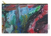 Colorful Impressionism Carry-all Pouch