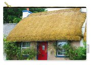 Colorful Irish Cottage Carry-all Pouch