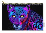 Colorful Jaguar Carry-all Pouch