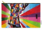 Colorful Kiss Carry-all Pouch