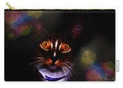 Colorful Kitty Carry-all Pouch