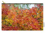 Colorful Leaves In Autumn Carry-all Pouch