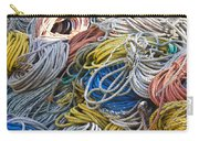 Colorful Lines Carry-all Pouch
