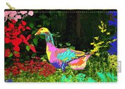 Colorful Lucy Goosey Carry-all Pouch