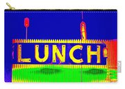 Colorful Lunch Carry-all Pouch