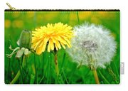 Colorful Macro Carry-all Pouch