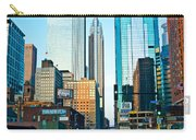 Colorful Minneapolis  Carry-all Pouch
