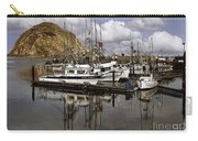 Colorful Morning Harbor Carry-all Pouch