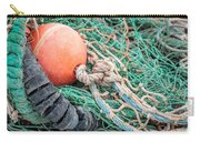 Colorful Nautical Rope Carry-all Pouch
