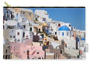 Colorful  Oia Carry-all Pouch