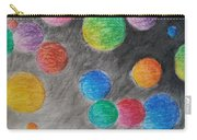 Colorful Orbs Carry-all Pouch