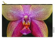 Colorful Orchid Carry-all Pouch