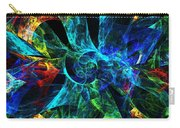 Colorful Petals Carry-all Pouch