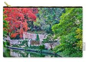 Colorful Riverwalk Carry-all Pouch