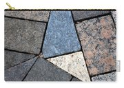 Colorful Rock Pavers Carry-all Pouch