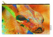 Colorful Snake Carry-all Pouch