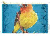 Colorful Songbirds 4 Carry-all Pouch