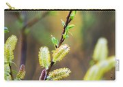 Spring Pussy Willows Carry-all Pouch