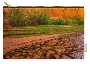 Colorful Streambed - Coyote Gulch - Utah Carry-all Pouch