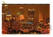 Colorful Summer Night In Pittsburgh Carry-all Pouch