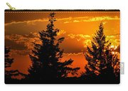 Colorful Sunset II Carry-all Pouch