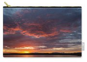 Colorful Sunset, Snaefellsnes Carry-all Pouch