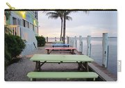 Colorful Tables Carry-all Pouch