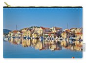 Colorful Town Of Tribunj Waterfront Carry-all Pouch