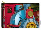 Colorful Train Carry-all Pouch
