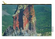 105830-colorful Volcanic Plug Carry-all Pouch