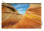 Colorful Waves Carry-all Pouch