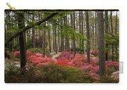 Colorful Woodland Azalea Garden Carry-all Pouch