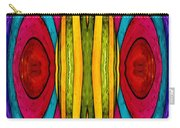 Colorful World Carry-all Pouch