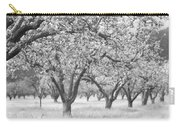 Colorless Cherry Blossoms Carry-all Pouch
