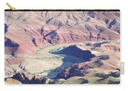 Colorodo River Flowing Through The Grand Canyon Carry-all Pouch