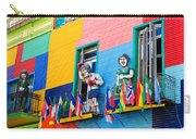 Colors And Statues Carry-all Pouch