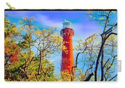 Colors At Barnegat Light Carry-all Pouch